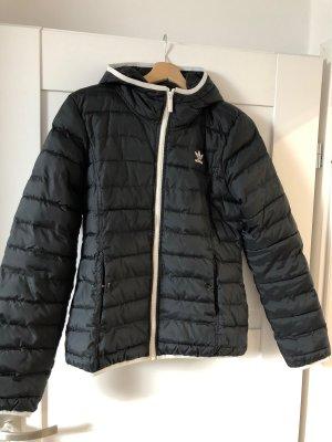 Adidas Originals Giubbotto trapuntato nero-bianco
