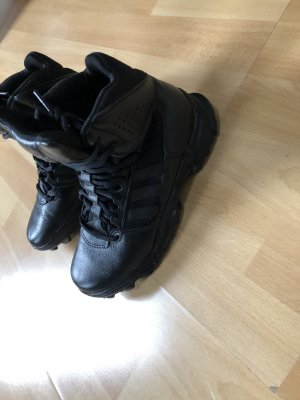 Adidas Lace-up Boots black
