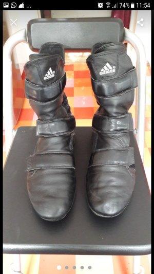 Adidas Stiefeletten schwarz