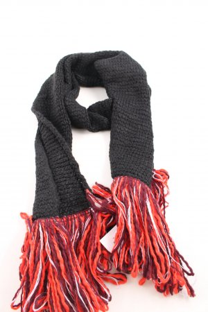 Adidas Knitted Scarf multicolored casual look