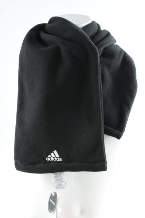 Adidas Strickschal schwarz Casual-Look