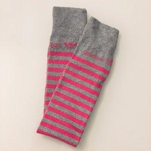 Adidas Stulpen grau pink rosa NEU ungetragen XS/S/M
