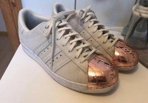 Adidas Super Star Metal Toe
