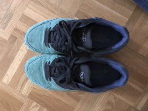 Adidas super tech mint toe grün blau schwarz