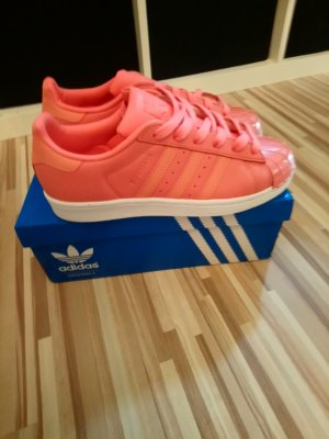 Adidas Originals Sneakers met veters zalm