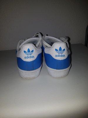 Adidas Originals Veterschoenen blauw