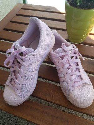 Adidas Originals Lace-Up Sneaker light pink