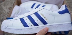 adidas superstar 38,5 neu original