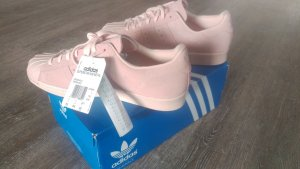 Adidas Sneakers rose-gold-coloured