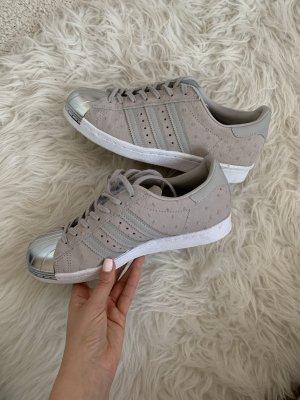 Adidas Superstar 80s Metal Toe metallic grau Gr. 37 1/3