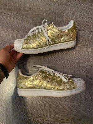 Adidas Veterschoenen goud