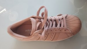 Adidas Originals Lace-Up Sneaker dusky pink