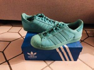 Adidas Originals Sneaker stringata turchese