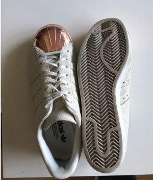 Adidas Superstar beige/roségold