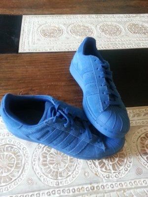 Adidas Superstar blau