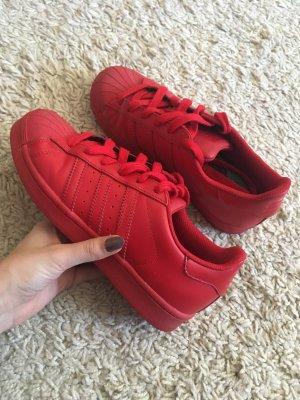Adidas superstar colour rot