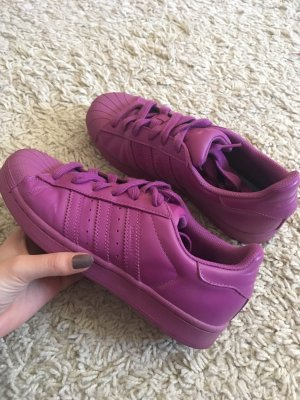 Adidas Originals Lace-Up Sneaker lilac-lilac
