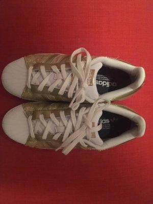 Adidas Superstar GOLD - Größe 40