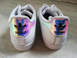 Adidas Superstar Holographic Stripes Gr. 39 1/3