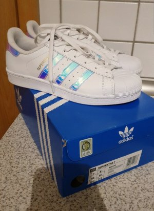 Adidas superstar J neu Gr. 40