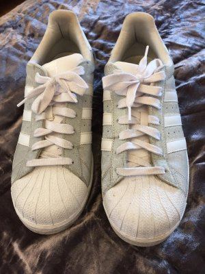 Adidas Superstar Limited Edition Silver Glitter