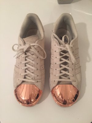 Adidas Originals Sneaker beige chiaro-color oro rosa
