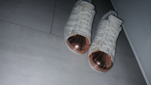 Adidas Superstar Metal Toe Rosegold