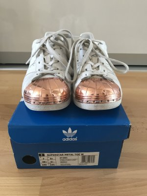 Adidas Superstar - Metal Toe Rosegold 38 2/3