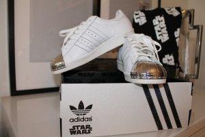 Adidas Superstar Metal Toe Sneaker