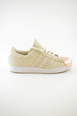 ADIDAS Superstar Metal Toe W Damen Sneaker Weiß Rosé Gold Gr.US 6 1/2 / dt.38