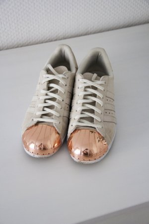 Adidas Superstar Metaltoe rose gold 37
