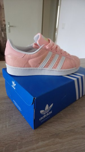 Adidas Originals Sneakers met veters lichtroze