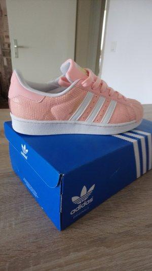 Adidas Originals Sneaker stringata rosa chiaro