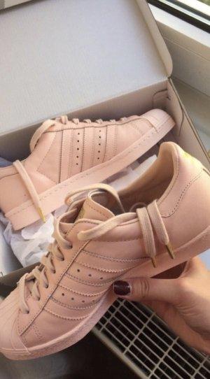 Adidas Originals Sneaker stringata color oro rosa-oro