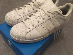 Adidas Superstar Schuhe Weiß