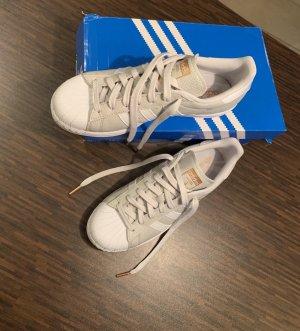 Adidas Superstar Sneaker, creme, Gr. 40,5 - NEU