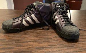Adidas Superstar Sneaker, lila-metallic, Gr. 40,5