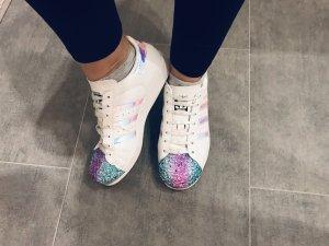 Adidas Superstar Sneaker Sneakers Turnschuhe Metal Toe