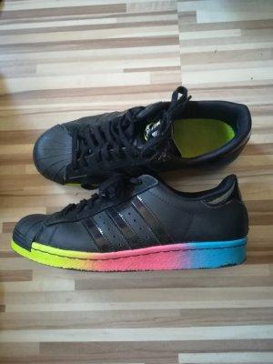 Adidas Sneaker stringata nero