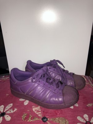 Adidas Superstar Supercolor purple