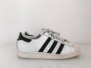 Adidas Superstar Superstars 90's 90s Edition Weiß Nude Schwarz Gold Sneaker