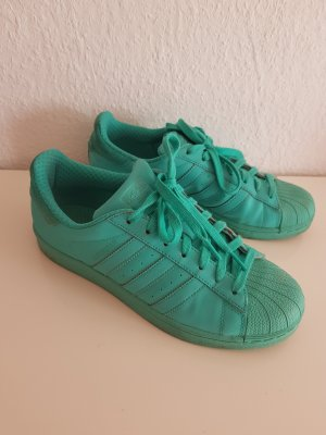 adidas superstar türkis