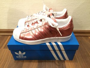 Adidas Superstar W Bronze Gr. 36 2/3 neu