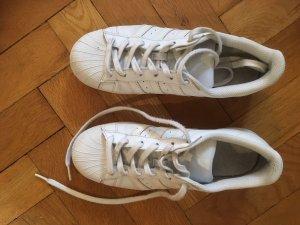 Adidas Superstar weiß