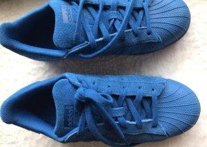 Adidas Superstar Wildleder