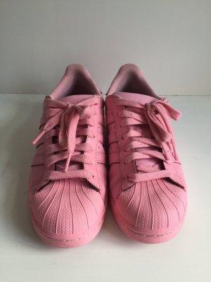 Adidas Superstar x Pharrell Williams sneaker rosa Größe 40,5