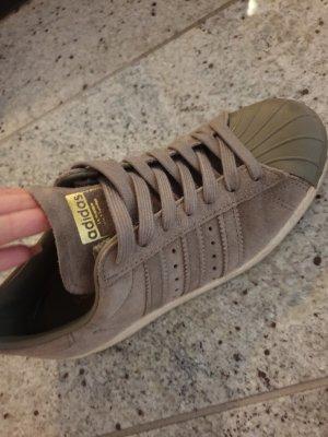 Adidas Originals Lace-Up Sneaker khaki