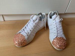 Adidas Superstars 80s Edition Rose Gold