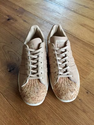 Adidas Superstars Beige Kork 38 ⅔