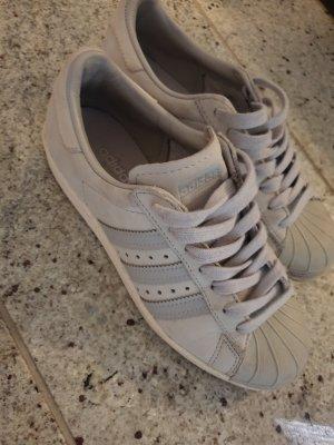 Adidas Originals Lace-Up Sneaker light grey-azure